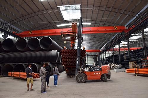 湖南HDPE钢带管