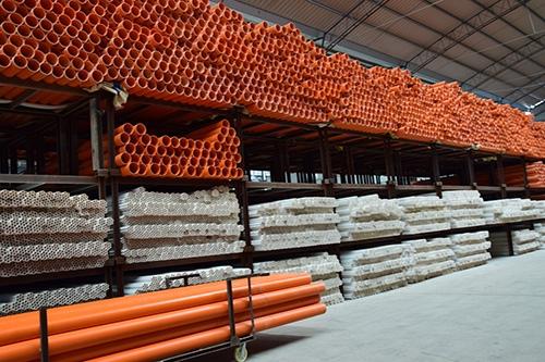 氯化聚氯乙烯电缆导管