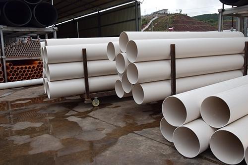 聚氯乙烯(PVC)树脂排水管