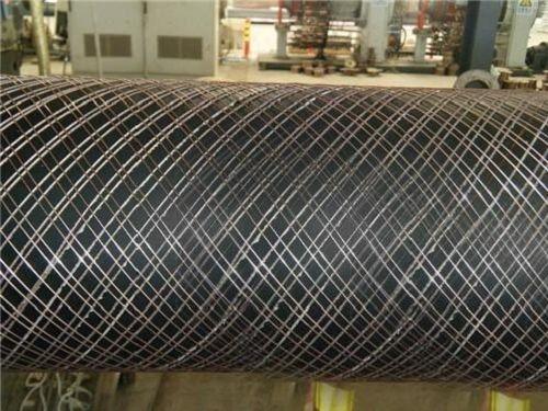 HDPE钢丝管