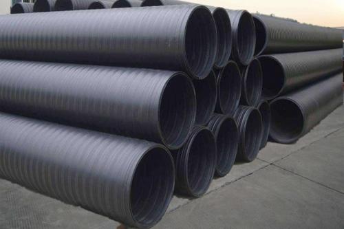 湖南高密度聚乙烯(HDPE)缠绕增强管