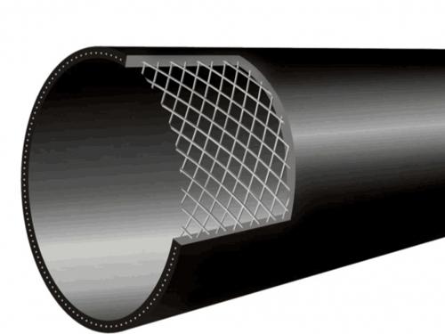 HDPE钢丝骨架管